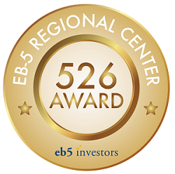 EB-5 Regional Center 526 Award
