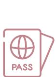 Passport icon.