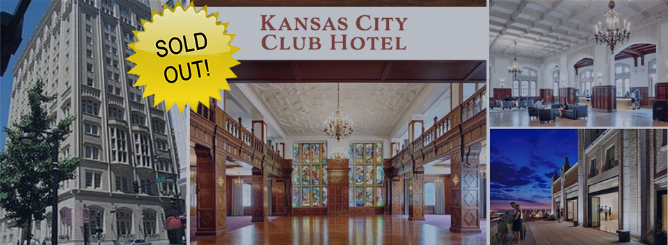 Photo of Kansas City Club hotel existing condition