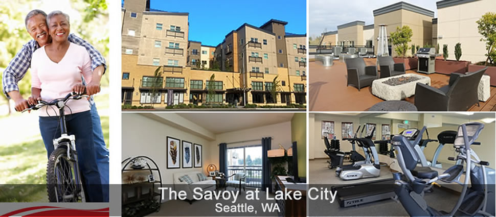 Photo of the The Savoy at Lake City Apartments